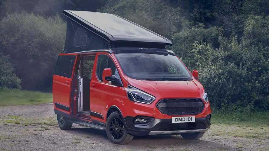 Ford Transit Nugget Active und Nugget Trail (2021)