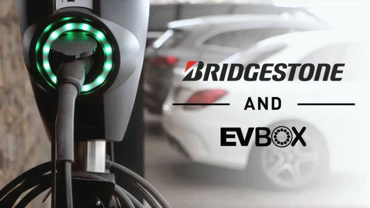 Bridgestone and EVBox