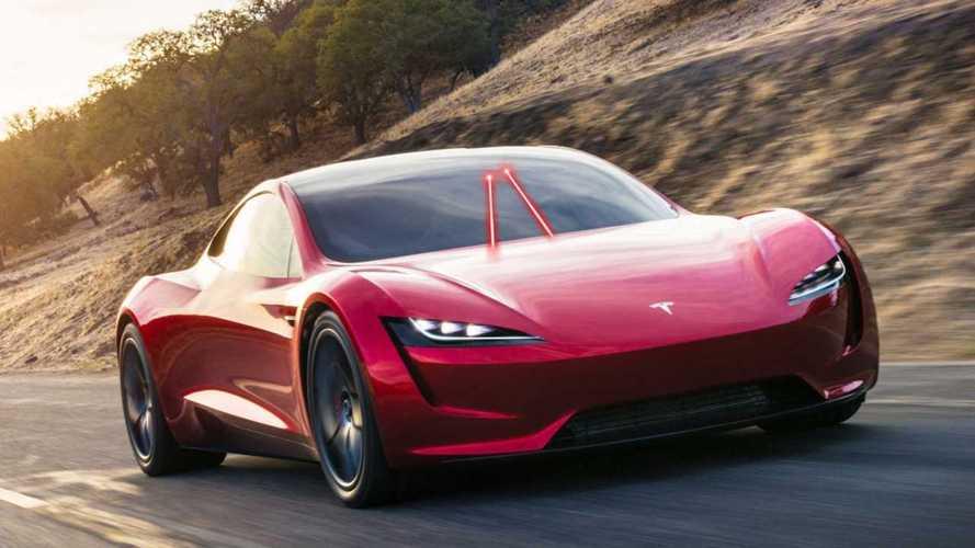 Tesla, lazerli silecek fikrinin patentini aldı!