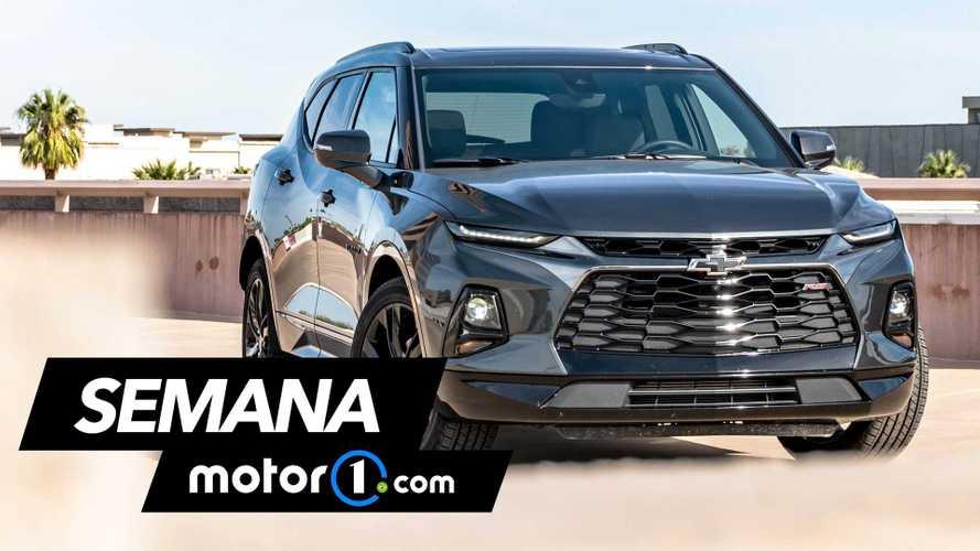 Semana Motor1.com: Chevrolet Grand Blazer, nova Ranger e mais
