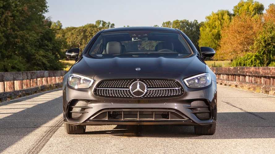 Mercedes E-Klasse Coupé (2020)