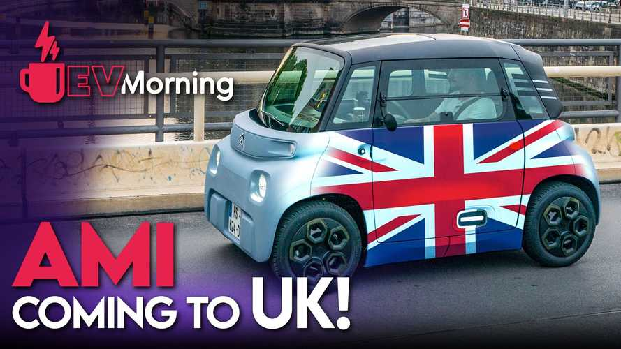 EV Morning News: Volvo, Citroen, Gas Shortages And More