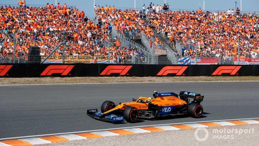 McLaren: We must not forget we got 'destroyed' at Zandvoort