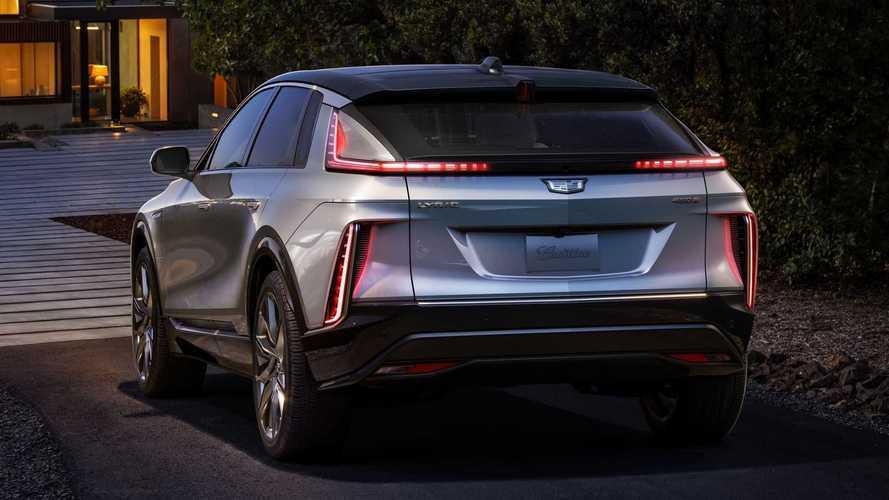 SUV elétrico de luxo Cadillac Lyriq esgota em menos de 20 minutos