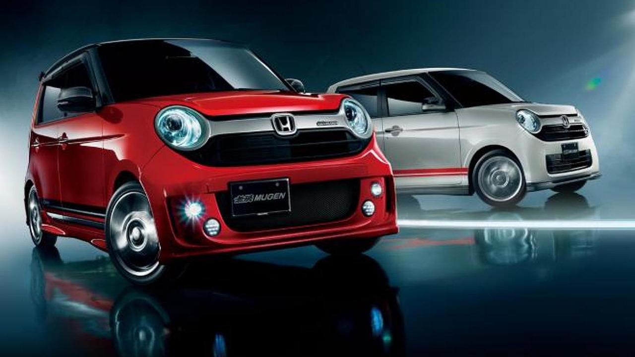 Honda N-ONE Mugen 1280