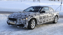 BMW 4-Series Cabriolet spy photos 13.03.2012