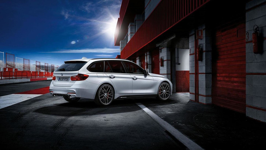 06ef5b6bbe84 BMW M Performance 3-Series Touring previewed ahead of Essen debut