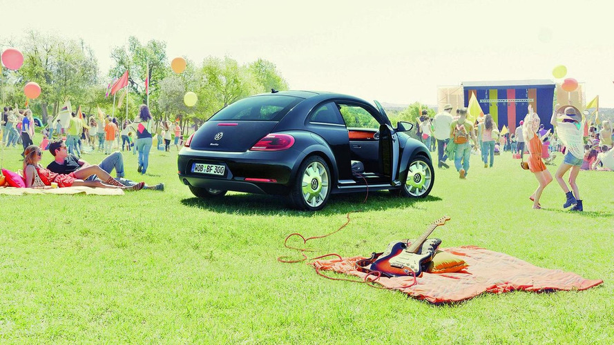 Volkswagen Beetle Fender Edition announced for the U.S.