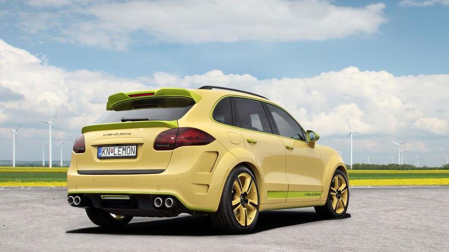TopCar Vantage 2 Lemon introduced