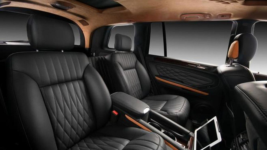 Vilner introduces interior program for Mercedes-Benz GL-Class