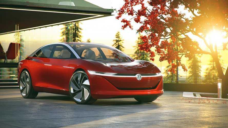 L'ammiraglia elettrica di Volkswagen si farà e sarà tutta nuova