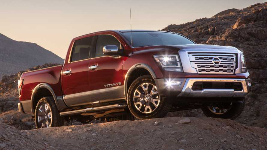 2021 Nissan Titan Is Less Safe Than Before, According To IIHS