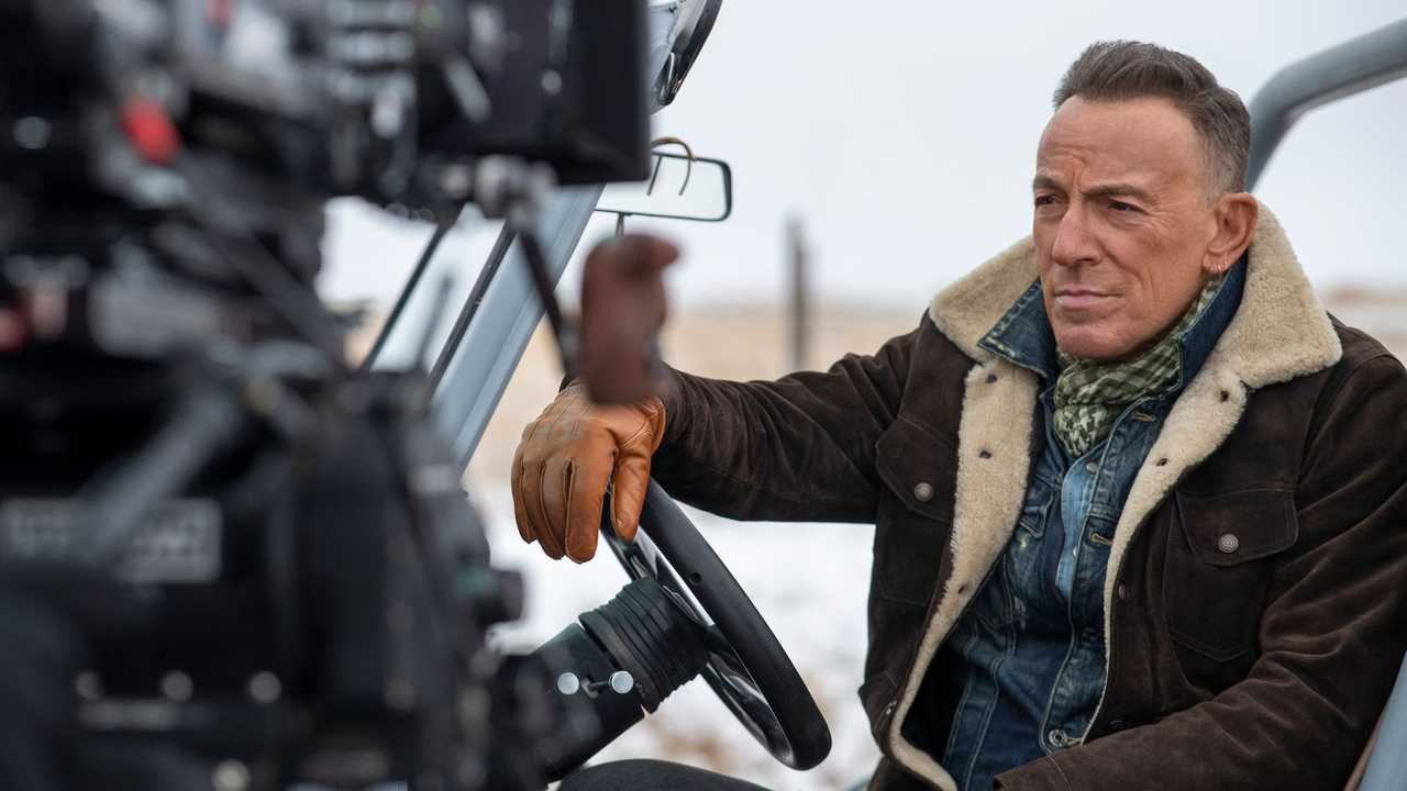 Bruce Springsteen nello spot di Jeep per il Super Bowl 2021