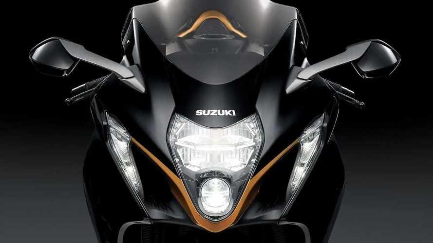Suzuki Launches 2022 Hayabusa In Philippine Market