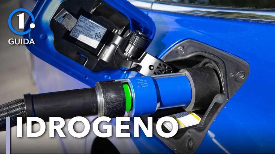 Auto a idrogeno, tutti i modelli in commercio e quelli in arrivo