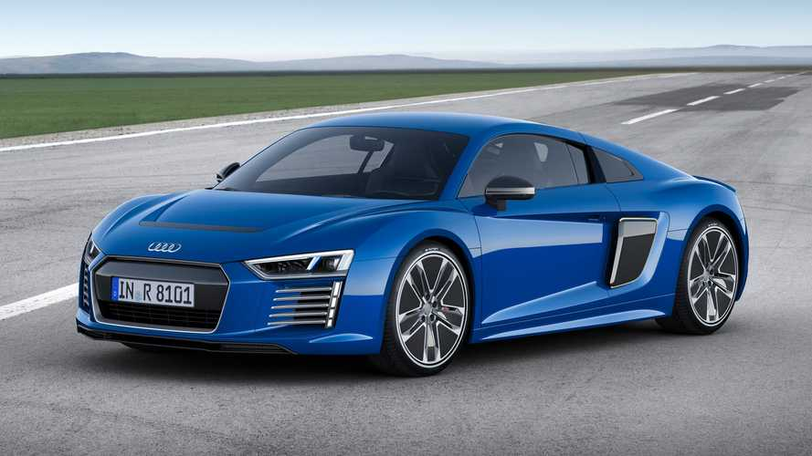Audi CEO Says An Electric R8 'Could Make Sense'