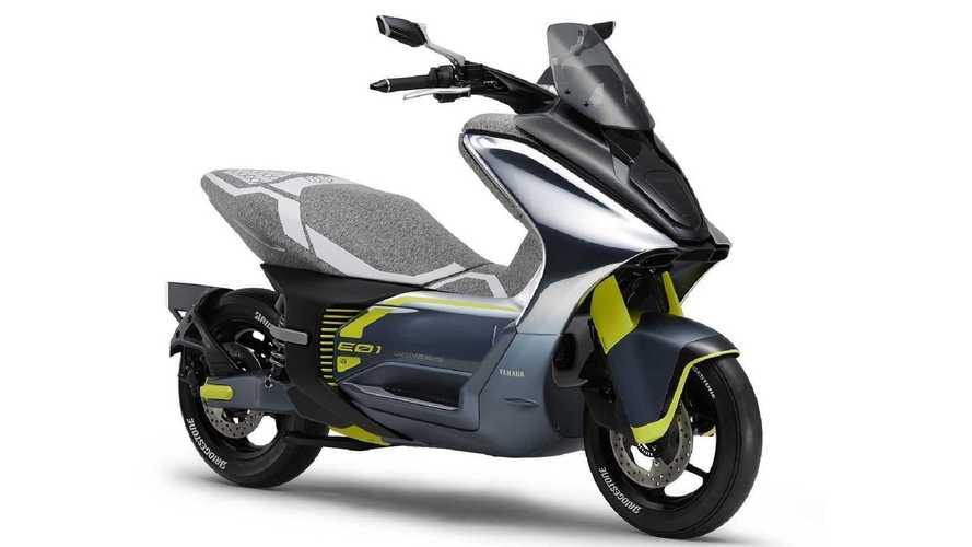 Yamaha prepara lançamento de scooter elétrico que 'anda como uma 125 cc'