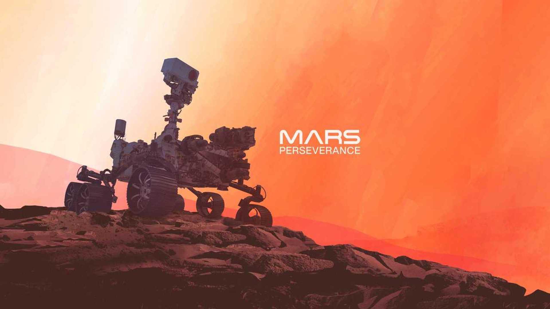 Посадка марсохода NASA Perseverance Rover на Марс: смотрите прямую трансляцию