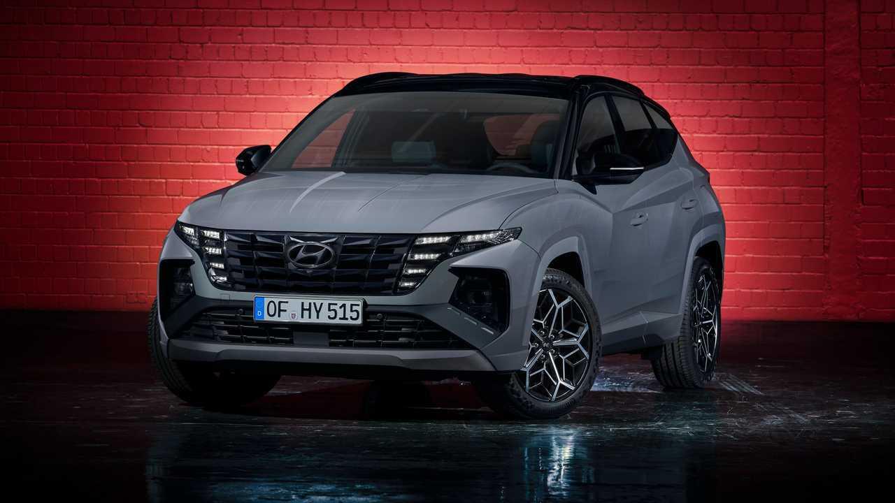 Hyundai Tucson N Line 2021