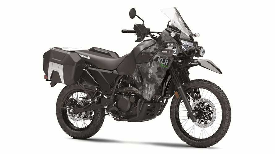5 Things You Should Know About The 2022 Kawasaki KLR650