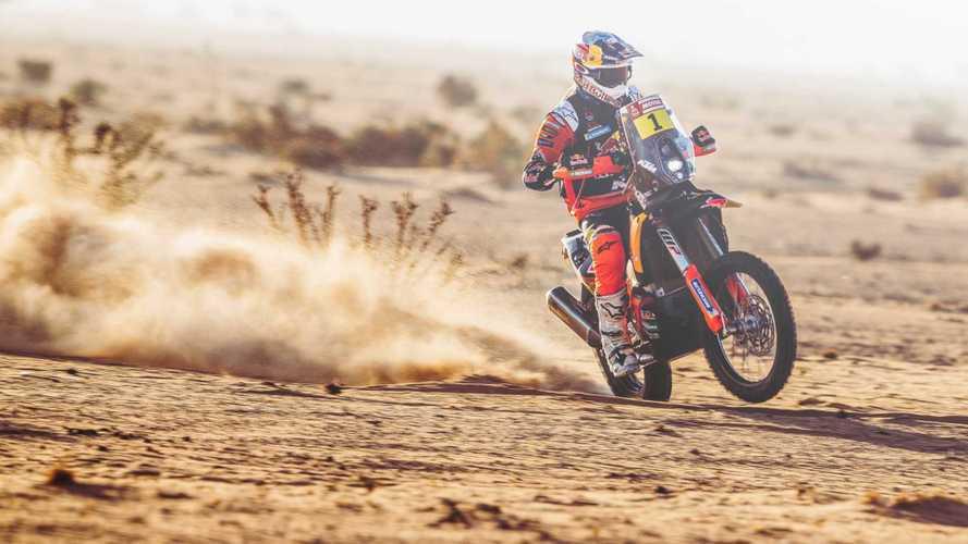 Two-Time Dakar Winner Toby Price Receives Top Australian Honor