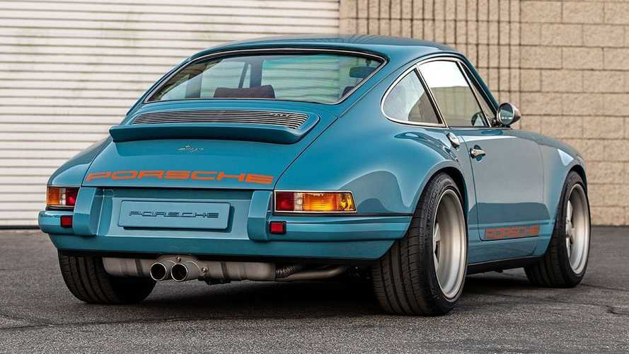 Singer Reimagined Porsche 911 Southampton Commission