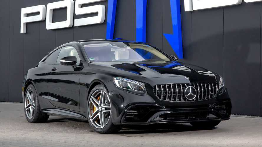 Posaidon Mercedes S 63 RS 830+