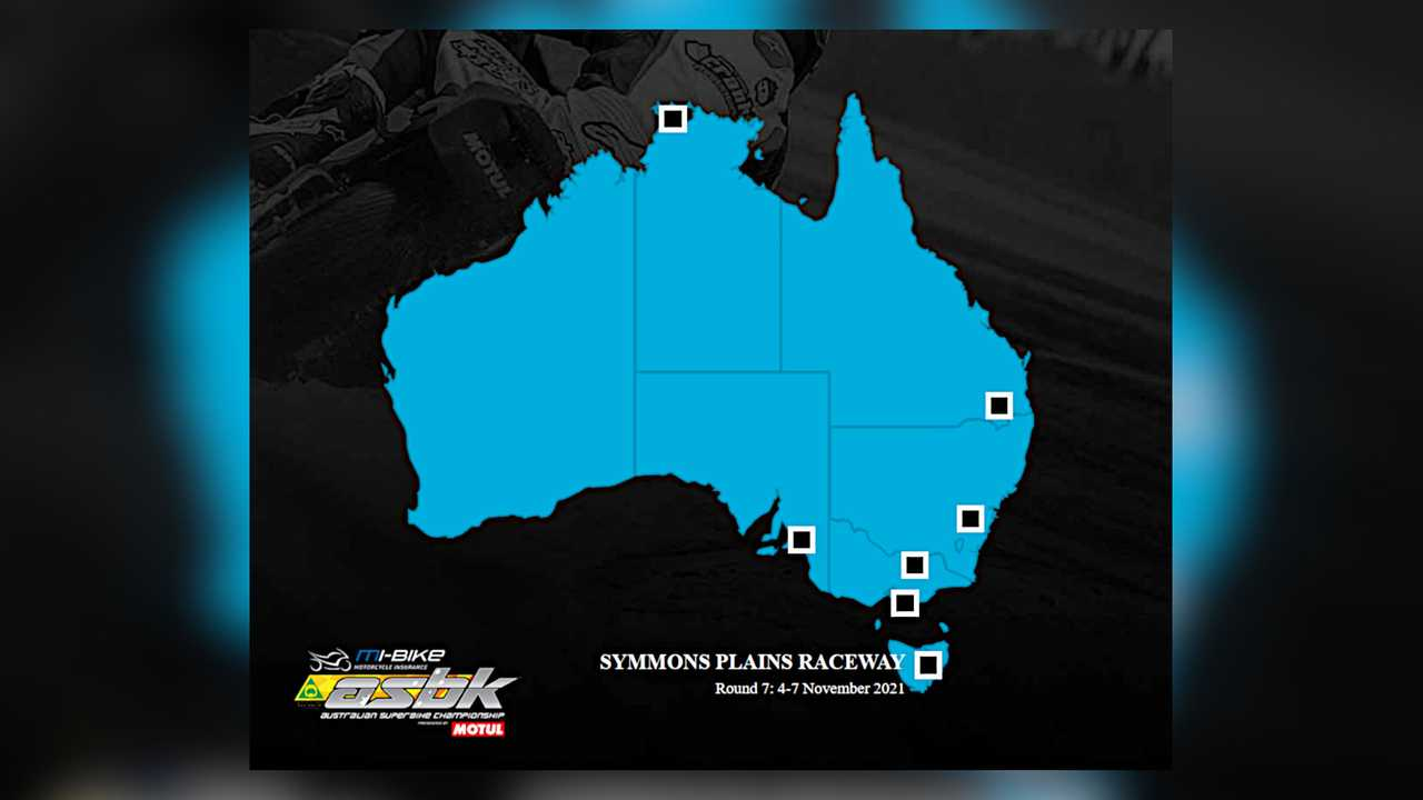 2021 ASBK Rounds