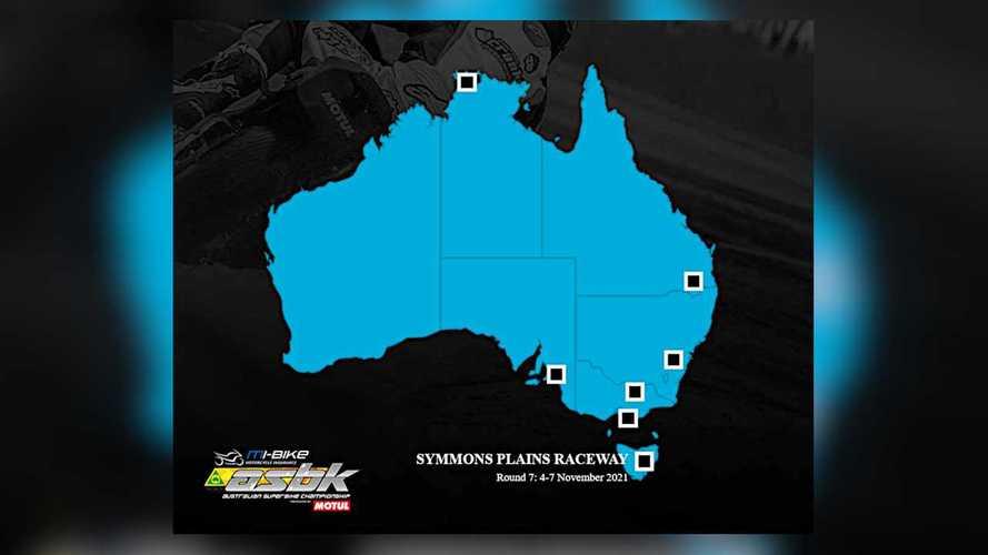 Australian Superbike Series Postpones Season Opener Due To COVID