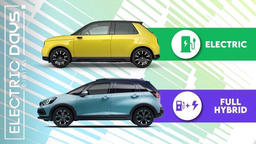 Tutte le Honda elettrificate, quale scegliere