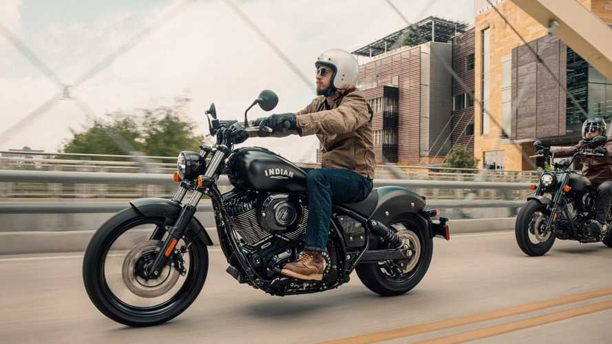 The New Indian Chief Seeks To Dominate Cruiser Market In India