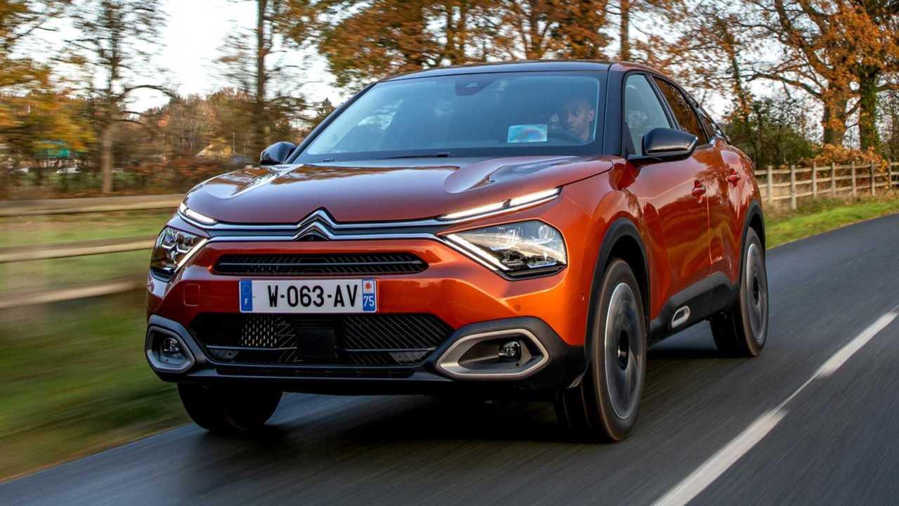 Citroën C4 (2021)