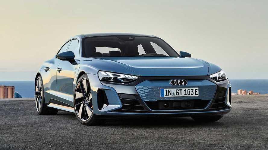 Audi e-tron GT (2021): Das Porsche-Taycan-Äquivalent ist da