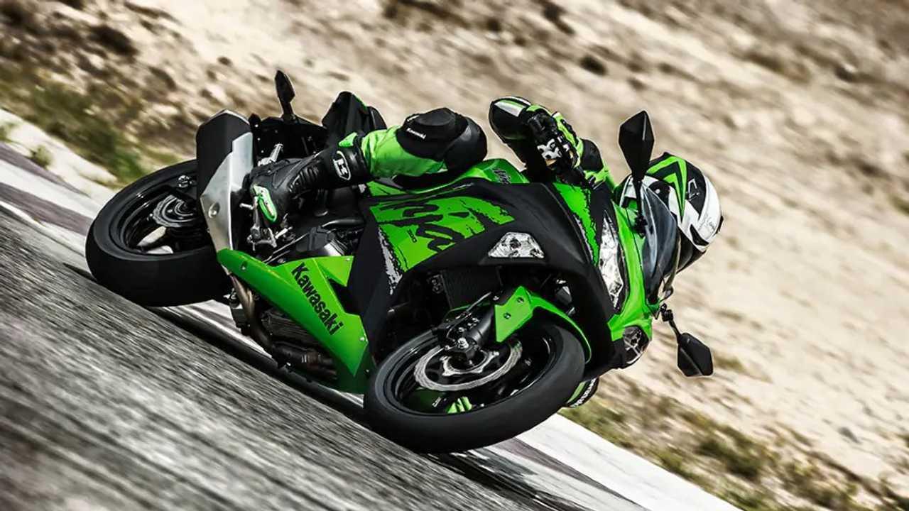 The Kawasaki Ninja 300 Rolls Out In India