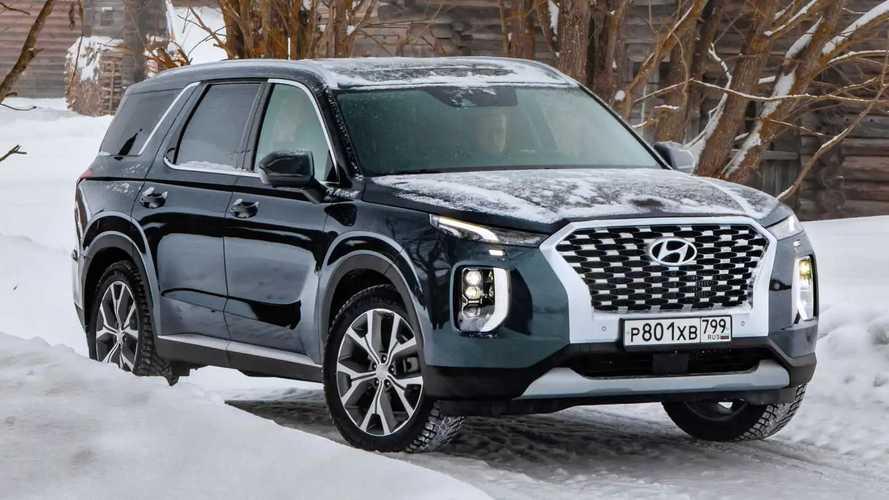 Hyundai Palisade – первый тест в России