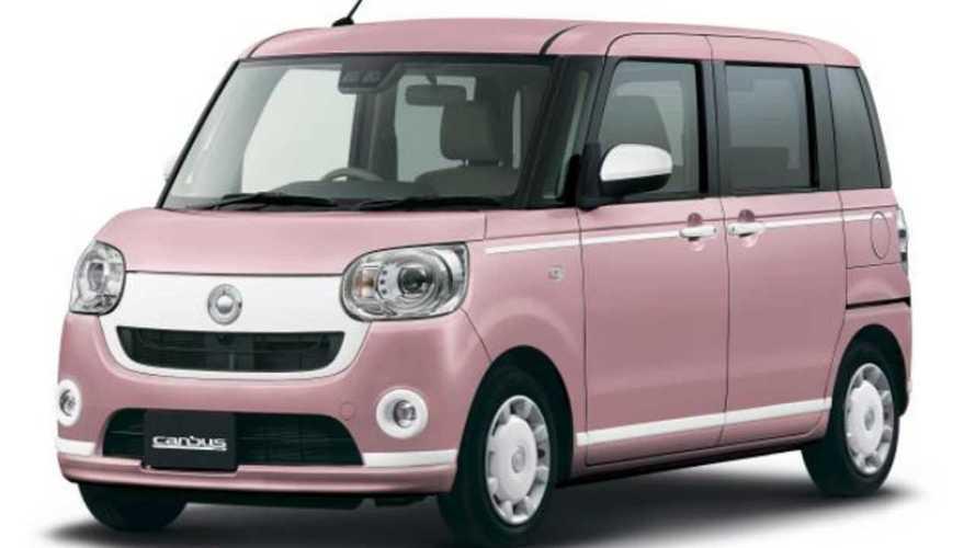 Daihatsu Move Canbus VS Series