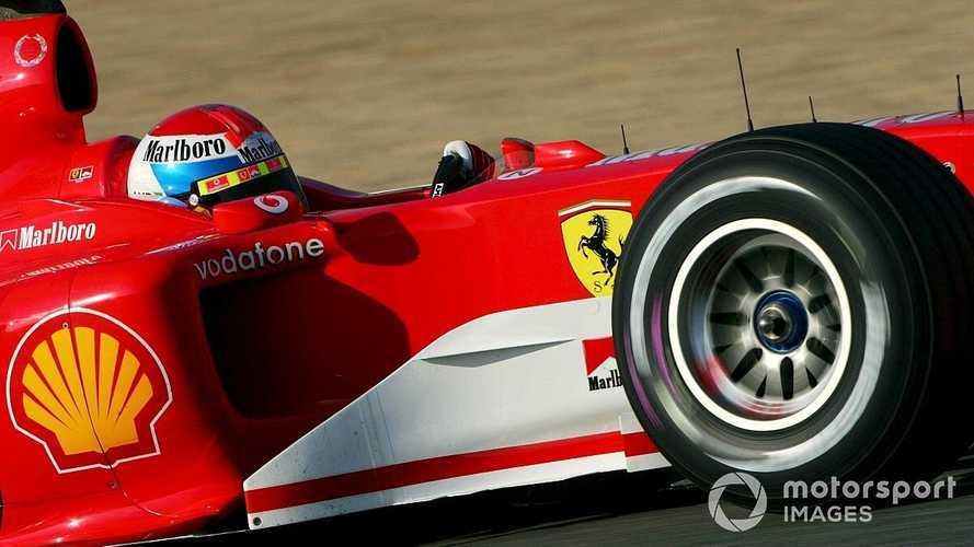 Los seis españoles que han pilotado con Ferrari en F1