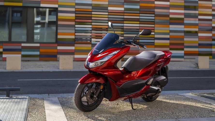 Yeni Honda PCX125 Türkiye'de satışa sunuldu