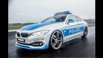 Sicheres Polizei-Coupé