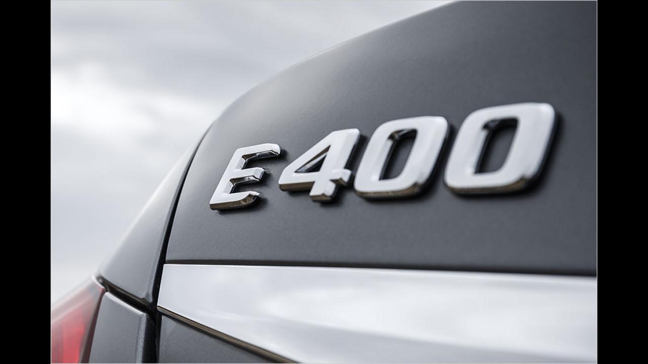 Motoren: E 400