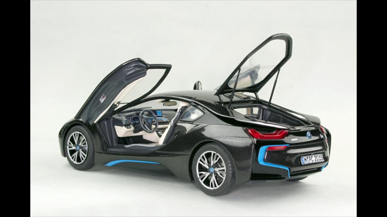 Sieger Modellbau 1:24/25 Pkw: BMW i8