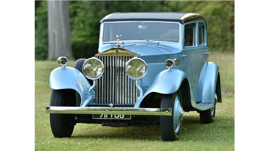 Rolls-Royce'un üçüncü