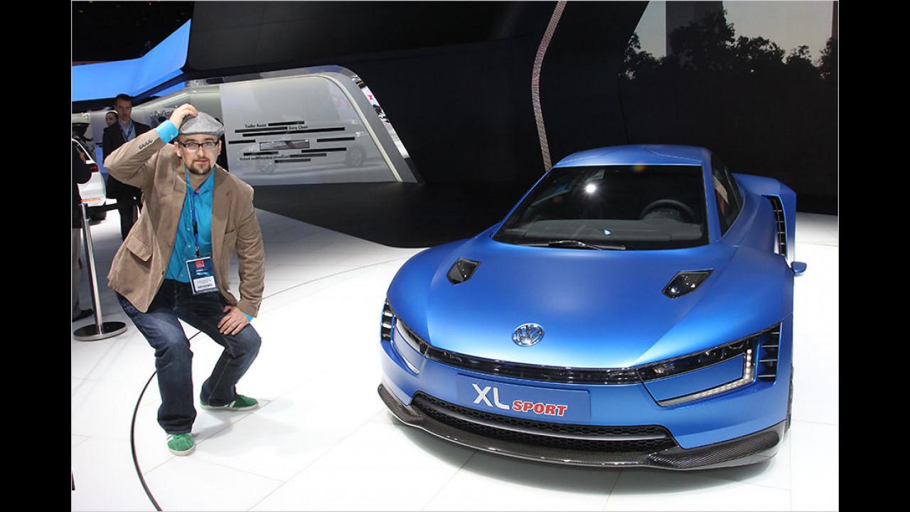 Flop: VW XL Sport