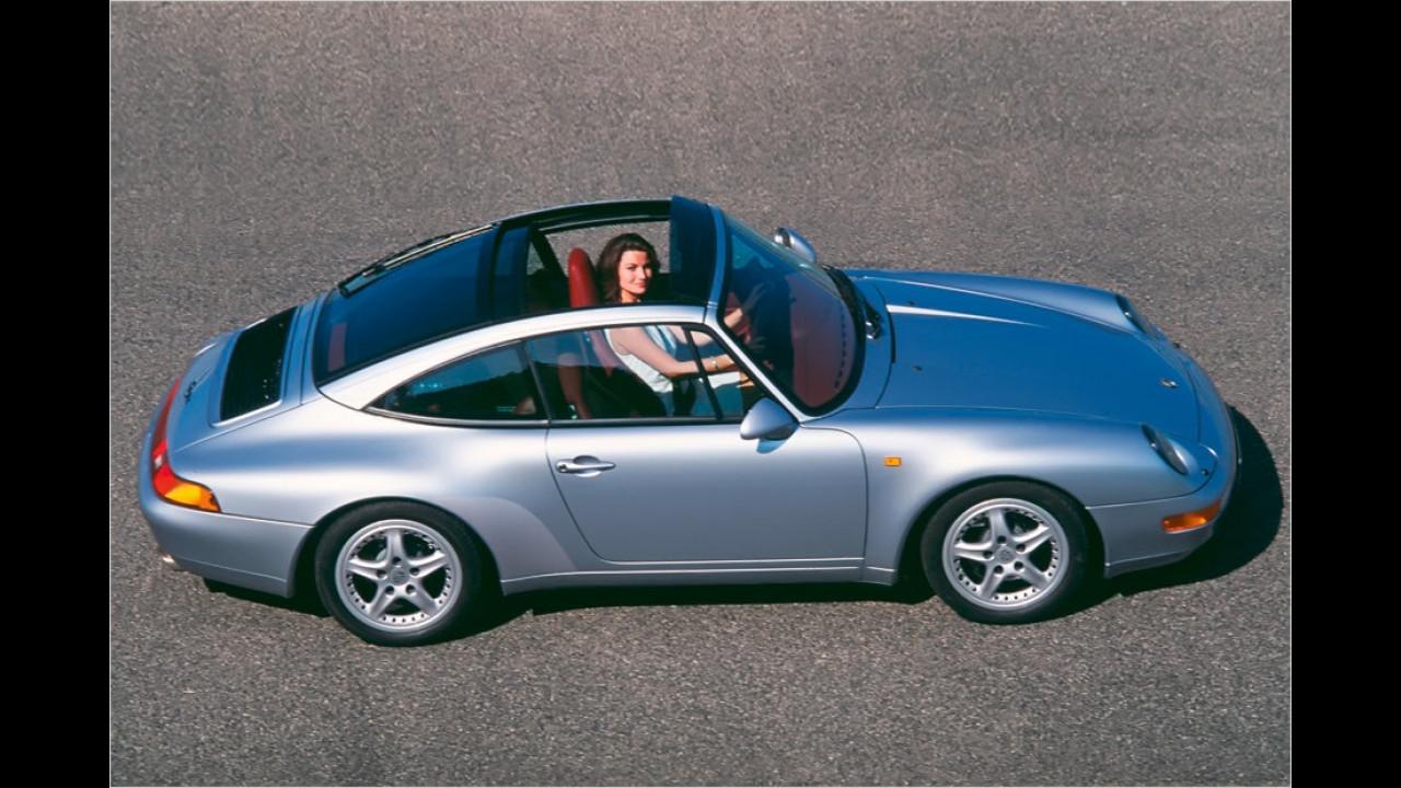 Porsche 911 Targa (993; 1995-2001)
