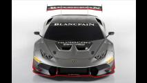 Lamborghini Huracan als Rennwagen vorgestellt