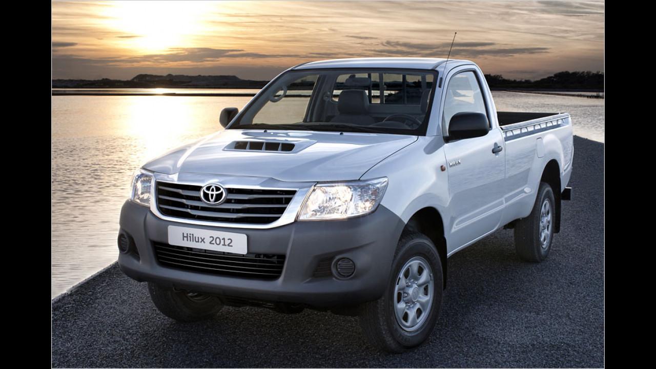 Toyota Hilux 2.5D-4D Single Cab 4x2