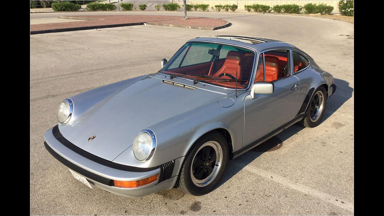 Porsche 911 SC (1978)