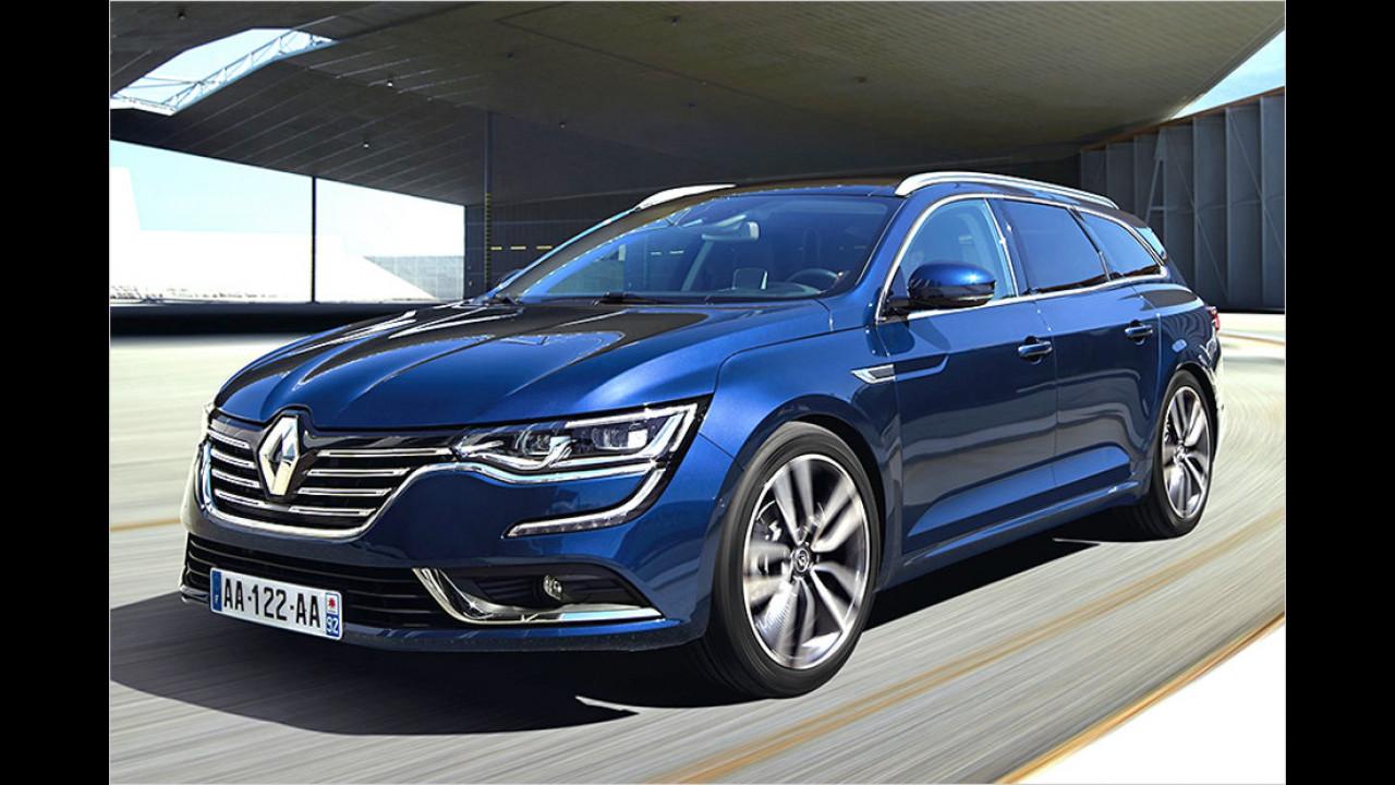 Mittelklasse: Renault Talisman