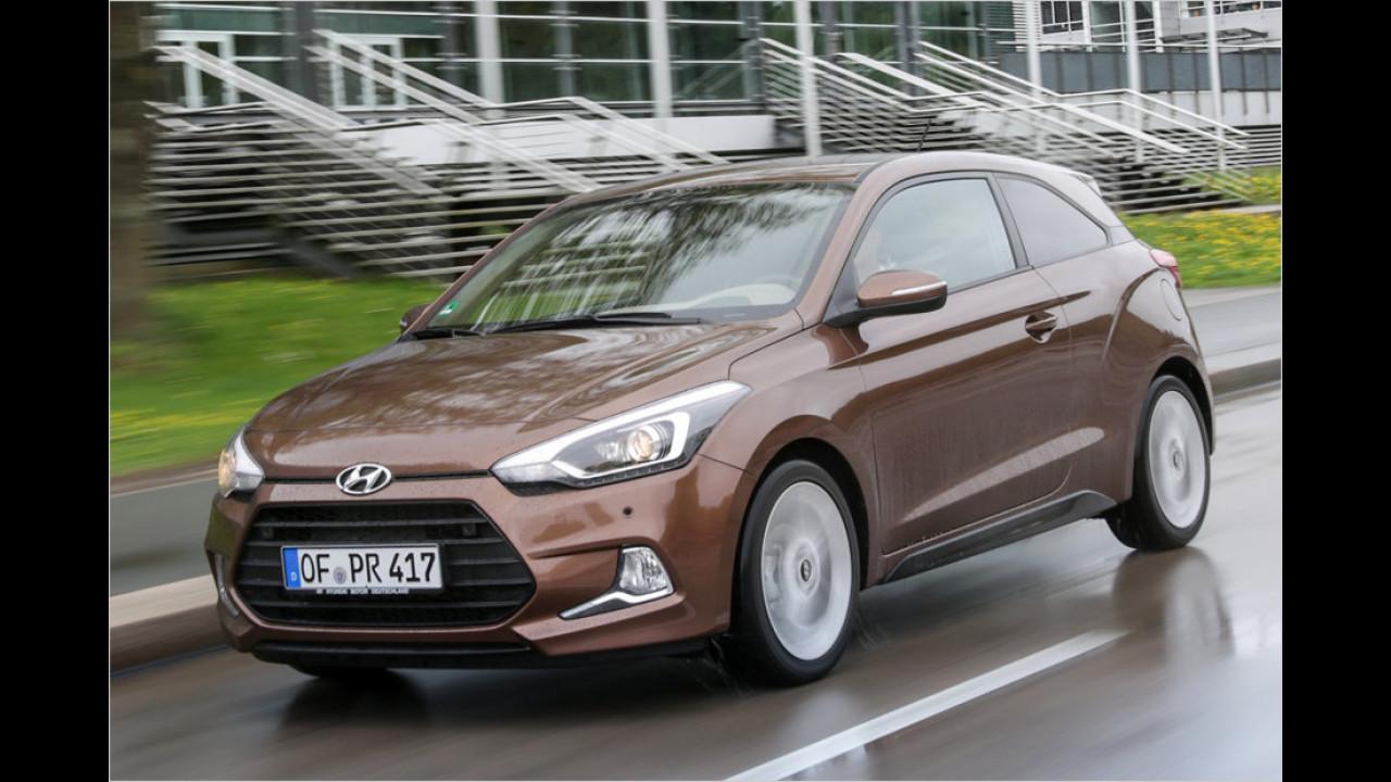 Kleinwagen: Hyundai i20 Coupé
