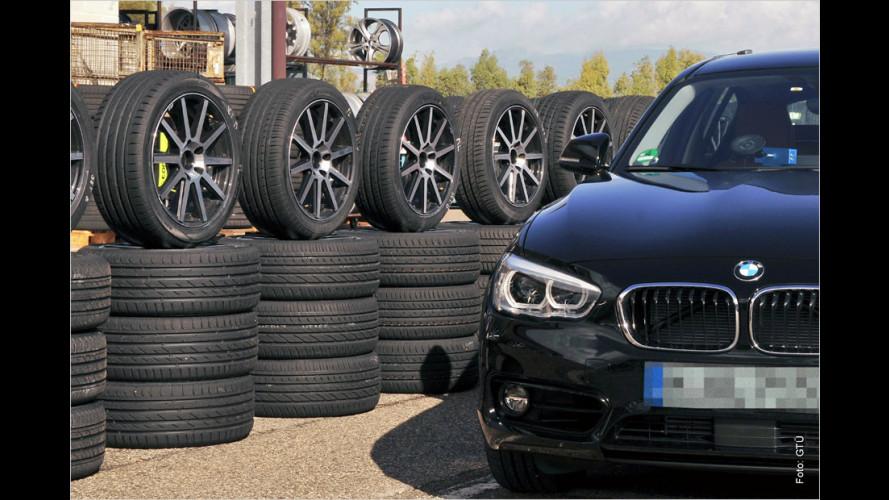 Reifenwechsel – aber richtig!